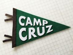 DIY Personalized Felt Pennant Flag (for under $5!)   Jenna Sue Design Blog