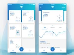Track Water Track by paco jimenez diazWater Track by paco jimenez diaz Web Design, App Ui Design, Dashboard Design, Interface Design, Dashboard Mobile, Mobile App Ui, Webdesign Inspiration, Mobile Ui Design, Application Design