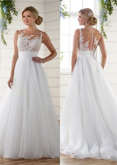 139 New Spring Summer 2017 Wedding Dresses Trends and Ideas https://femaline.com/2017/02/27/139-new-spring-summer-2017-wedding-dresses-trends-and-ideas/