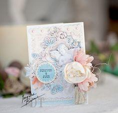 EvgeniaPetzer's Gallery: Wedding card *Ingvild Bolme Design Team*