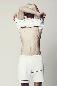 SALE Mens Shorts Mens White Shorts Mens Short by EliranNargassi
