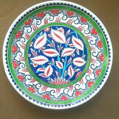 Turkish Tiles, Decorative Plates, Tableware, Kitchen, Dinnerware, Cooking, Tablewares, Kitchens, Dishes