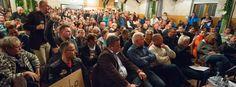 Sumte in Niedersachsen: 100 Einwohner, 1000 Flüchtlinge - und sehr viele Fragen