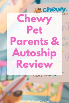 This blog post about Chewy pet supplies reviews the autoship program for dog and cat food as well as other pet products. It also includes stories from customers who have received Chewy pet portraits from the comapny.  #chewypetsupplies #chewypetproducts #chewypetportraits #chewypetfood Dog Rooms, Buy Pets, Dog Hacks, Cat Food, Shopping Hacks, Pet Products, Dog Owners, Pet Portraits, Pet Supplies