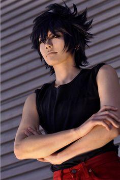 Ikki Phoenix by: Renji, Japanese Cospleyer / Site - http://worldcosplay.net/member/comeprima