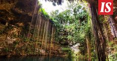 """Luonnon omat """"uima-altaat"""" tarjoavat uskomattomia uintikokemuksia matkailijoille."""