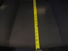 Cheap Safe Dog Car Seat : 10 Steps (with Pictures) - Instructables Pet Booster Seat, Old Bed Sheets, Truck Bed Camping, Beach Chair With Canopy, Leather Chair With Ottoman, Adirondack Chairs For Sale, Wrought Iron Patio Chairs, Old Beds, Living Room
