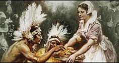 It turns out our teachers, Hollywood and whoever we got our Thanksgiving mythology from (Big Turkey?) all made America's origin story far more boring than it actually was for some very disturbing reasons.