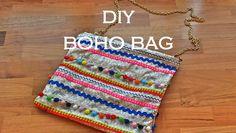 #DIY Festival Boho Bag