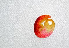 optimisation-pas-a-pas-aquarelle-astuce-ombre-05 Art Floral, Watercolor Disney, Watercolour, Watercolor Techniques, Flower Art, Crochet Earrings, Colours, Grandkids, Board