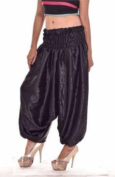 Harem pants Unisex Cotton Aladdin Pants Afghani Pants Plain Alibaba Pants Men Women Baggy Comfy Hippie Bohemian Pants Pyjamas