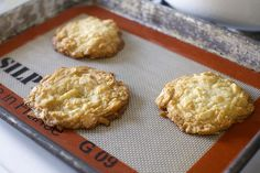The Coconut Cookies of Your Dreams: City Bakery's Coconut Cookies.