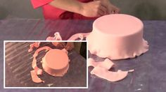 Heather Patton, a baker who lives in Escondido and works in San Diego's North County, demonstrates the ins and outs of working with fondant. The presentation demonstrates skills and techniques that are necessary as well as the tools that anyone working with fondant should invest in.