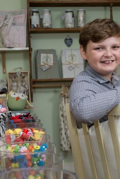 #Entrepreneur, Aged 11, Turned Selling Sweets Into Kid's Lifestyle Brand And Makes More Than £1,000 A week
