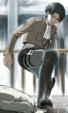Levi Ackerman More