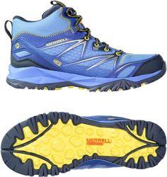 79c793847f4 Merrell Women s Capra Bolt Mid Waterproof Hiking Boots Purple 10.5  Waterproof Hiking Boots