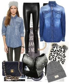 Una camisa en denim es el básico ideal este otoño-invierno para combinar con tus ítems animal print.  Encuentra lo más trendy de la moda en Linio http://www.linio.com.mx/moda/?utm_source=pinterest&utm_medium=socialmedia&utm_campaign=MEX_pinterest___fashion_denimanimalprint_20141027_11&wt_sm=mx.socialmedia.pinterest.MEX_timeline_____fashion_20141027denimanimalprint11.-.fashion