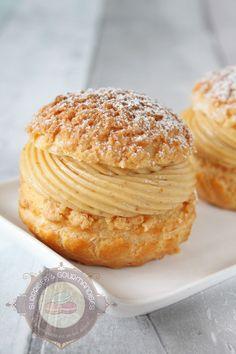 Party Desserts, Mini Desserts, Cookie Desserts, Cookie Recipes, Dessert Recipes, Chefs, Buttercream Recipe, Salty Snacks, Sweet Cakes