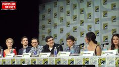 Once Upon A Time SDCC Official Full Panel 2014