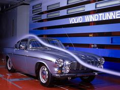 Volvo P1800 S by Auto Clasico, via Flickr