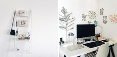 Bloesem Living   Yuhui's (@spoiltbytes) Home Tour Office Spaces, The Office, House Tours, Inspiration, Design, Home Decor, Biblical Inspiration, Decoration Home, Room Decor