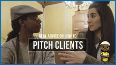 You Have to Learn How to Pitch Clients and Overcome Objections. If you're trying to grow your business and get new clients you have to learn how to pitch clients effectively. I walk my friend Nicole through the Pitching Process for Clients and Selling.  Nicole Abboud http://www.youtube.com/c/nicoleabboud Check out Nicole on Twitter nicoleabboud   JOIN THE CREATE AWESOME NEWSLETTER FOR FREE STUFF http://ift.tt/2dTiEVU  LEARN HOW TO PITCH CLIENTS You don't need fancy sales techniques to get…