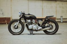 Honda CB750K Cafe Racer – Glory Road Motorcycles