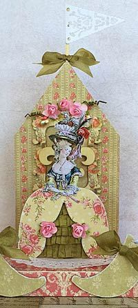 Alpha Stamps News » Sweet Paris Kit & High Tea with Marie - just something fun that makes me smile!