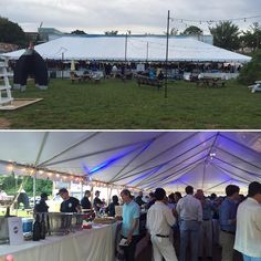 Beautiful night for a beautiful cause at the @brewersballcville at @ixartpark #wineandcountry