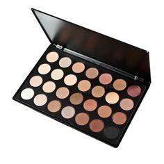 New Pro 28 Color Neutral Warm Eyeshadow Palette Eye Shadow Makeup Cosmetics JHRG   eBay