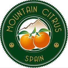 Logotipo para Mountain Citrus, exportadora de citricos