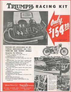 Triumph Tiger, Motorcycle Types, Spring Racing, Triumph Motorcycles, Motorbikes, The 100, Engineering, The Unit, Biking