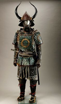 Need the right type of armor to go with the samurai swords