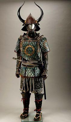 Ujio Samurai Warrior movie costume The Last Samurai