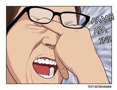 Makeup and Age - Populer Pins Memes Funny Faces, Cartoon Memes, Anime Meme, Cute Love Memes, Drama Memes, Webtoon Comics, New Memes, Me Too Meme, Jokes Quotes