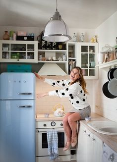 Tiny Refrigerator Tips: Organize More, Waste Less | Apartment Therapy