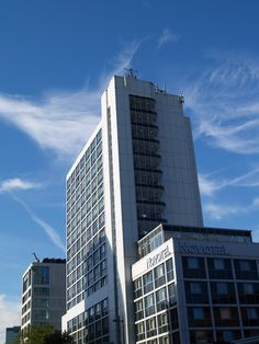 Novotel Hotel on Euston road Central London [shared]