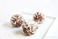 Nutty-n-Sweet Teff Porridge - or teff balls! from JoyFoodly