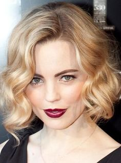 Formal hairstyles for waves galore!    http://www.bhbeautycollege.com