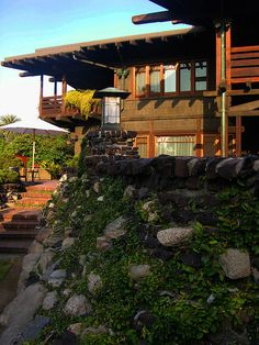 Gamble House by sfPhotocraft, via Flickr