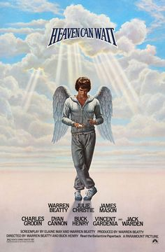Heaven Can Wait (1978) Original One-Sheet Movie Poster