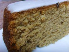 Lemon whole wheat vegan cake -- seems to have rave reviews