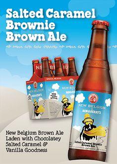 Ben & Jerry's Belgium Beer Ice-Cream Combines Eating And Drinking To Save The Environment -  #beer #benjerry #icecream