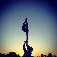 #needle #allstar #cheer #perfection #bowtotoe