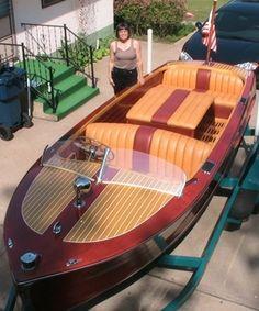 Vintage Boat Rescue Company