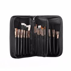 Full Professional Makeup Brushes New Arrival Cosmetic Make Up Brush Set 29 Pcs Foundation Eyeshadow Lip Contour Eyebrow Brush  (1)