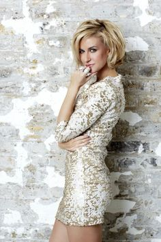 """Our Becky"" from Corrie, aka Katherine Kelly"