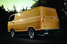 Cool Custom Vans | ... supply of cool vans, check out Vintage Van Company on FACEBOOK