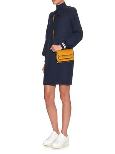 Rowley textured-wool mini dress | Mother Of Pearl | MATCHESFASHION.COM UK