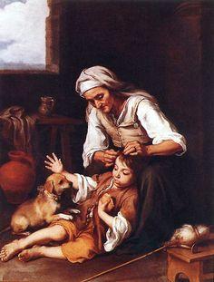 Bartolome Esteban Murillo (1617 – 1682, Spanish)